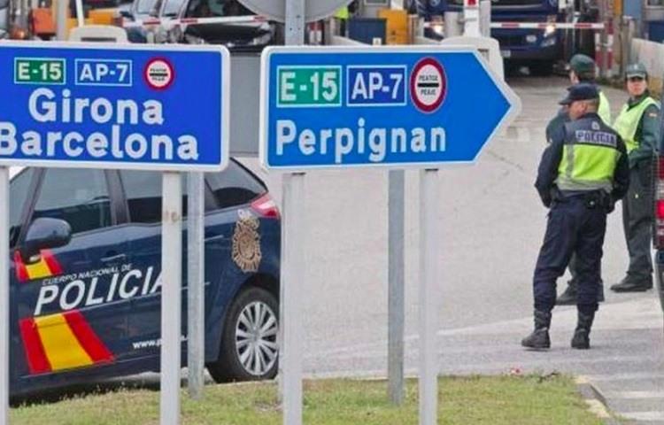 Fronteras cerradas