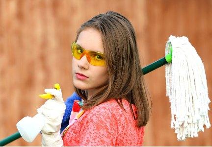 Servicios personalizados de limpieza