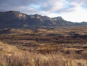Desierto de Chihuahua en el norte de México y Suroeste de Estados Unidos