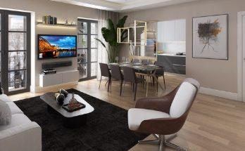 Alquiler de pisos de lujo turísticos en Madrid