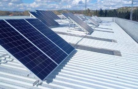 Funcionamiento del sistema solar fotovoltaico