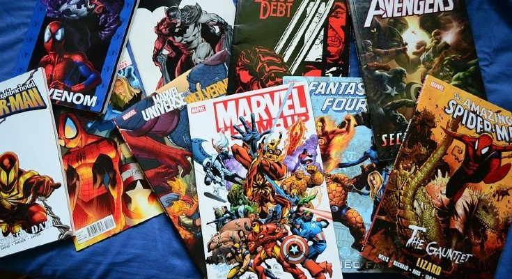 Cómics de Marvel