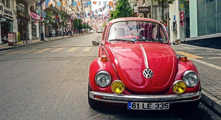 Más de 80 Años del Volkswagen Escarabajo