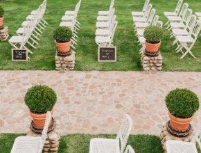Ventajas de celebrar tu boda al aire libre